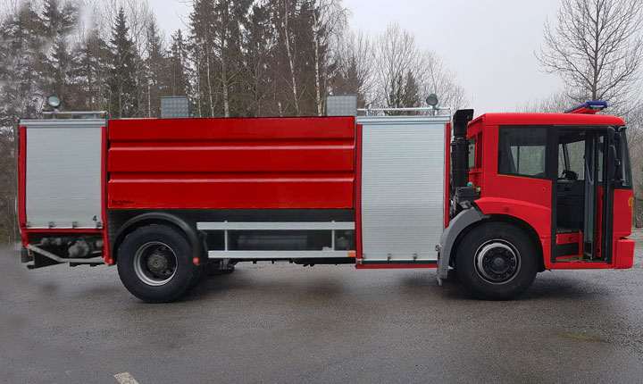 MB Econic 1836 4x2WD