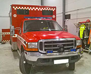 Ford F 550 nyhet