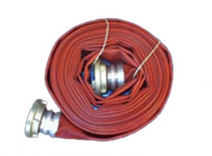 "New Armtex 4 ""fire hose with Stortz fitting. 18meter."
