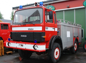 Iveco, 4x4 WD