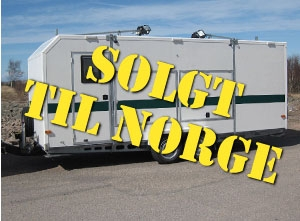 Mobile emergency trailer