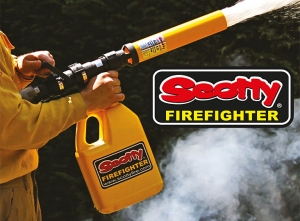 Scotty Firefighter serien (Canada)