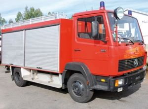 MB 814, 4x2 WD